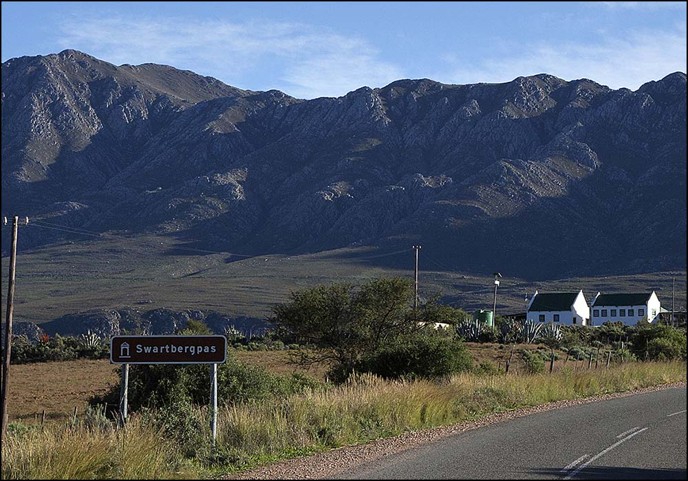 Swartberg Pass Tours